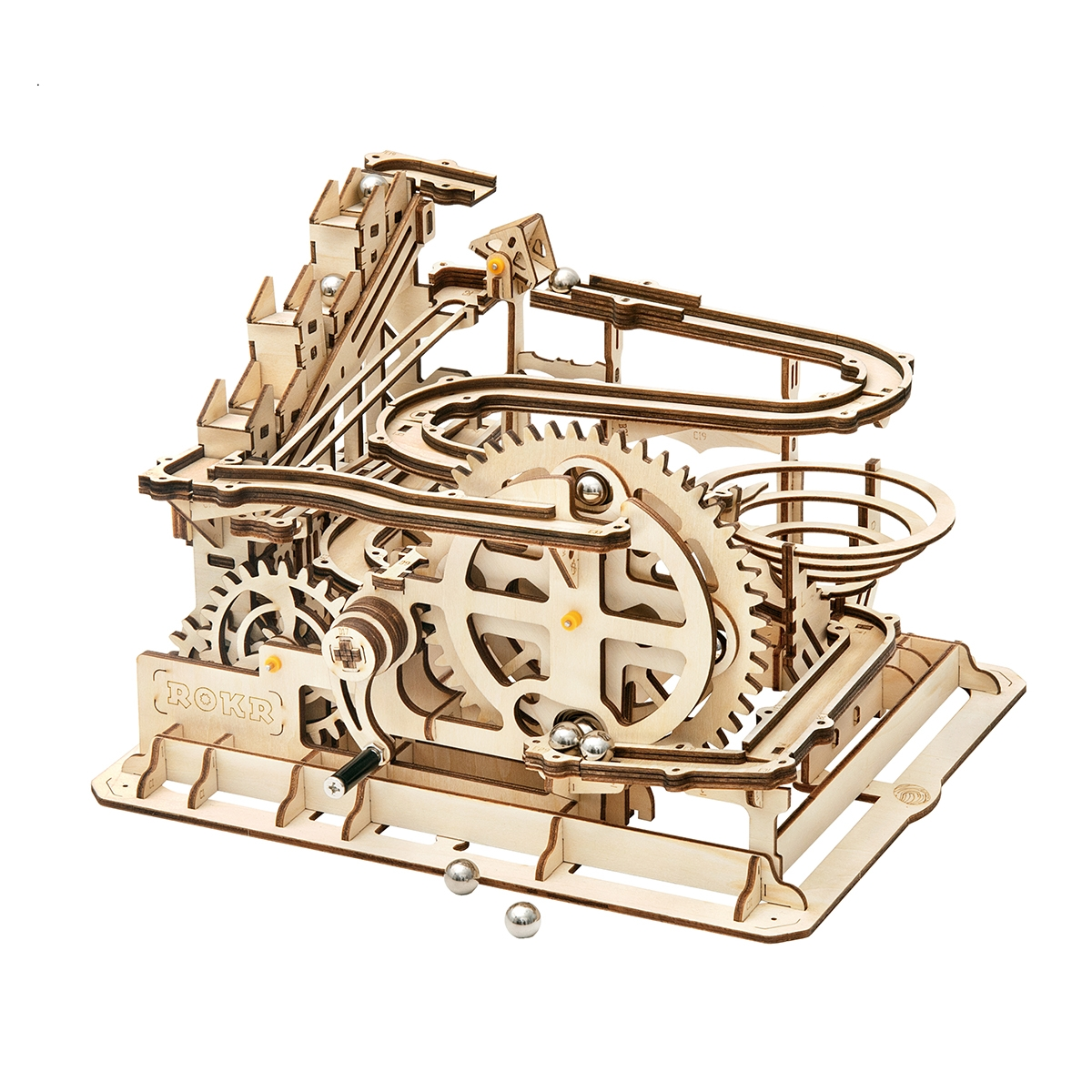 ROB/ LG501 滾珠系列 Waterwheel coaster